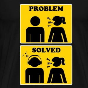 Problem Solved - Men's Premium T-Shirt
