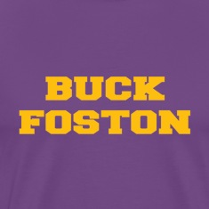 Buck Foston - Gold on Purple