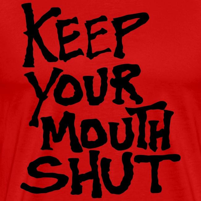 KeepYourMouthShut