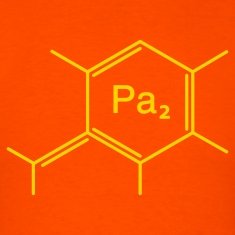 Orange chemical papa T-Shirts