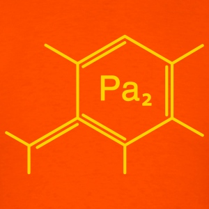 Orange chemical papa T-Shirts - Men's T-Shirt