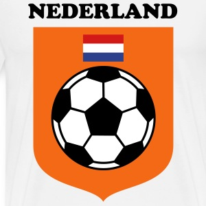 Netherlands Soccer - Men's Premium T-Shirt