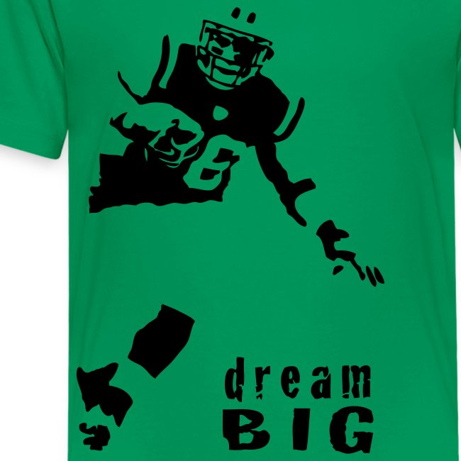 Children's Jim Leonhard Dream Big T-Shirt