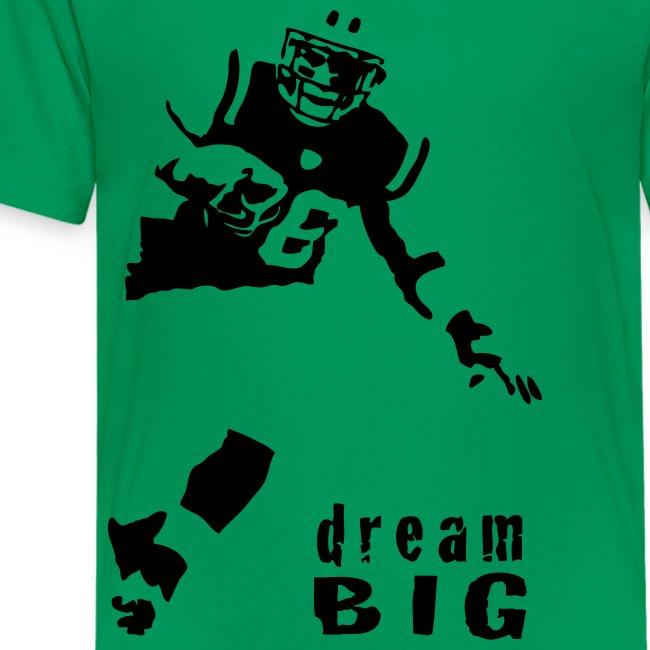 Children's Jim Leonhard Dream Big T-Shirt