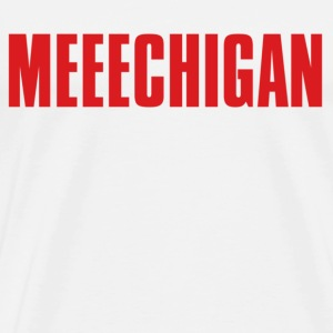 How to Pronounce Michigan T-shirt - Men's Premium T-Shirt