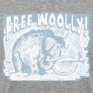 Free Woolly - Men's Premium T-Shirt