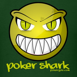 PokerGob Poker Shark - Men's T-Shirt