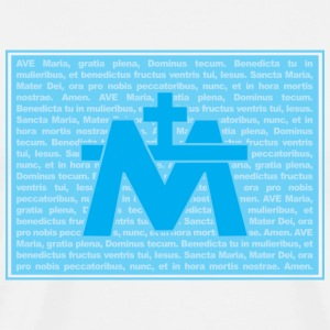 Ave Maria - Men's Premium T-Shirt