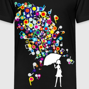 Singin' in the Rain - Toddler Premium T-Shirt