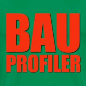 BAU Profiler T-Shirts - Men's Premium T-Shirt