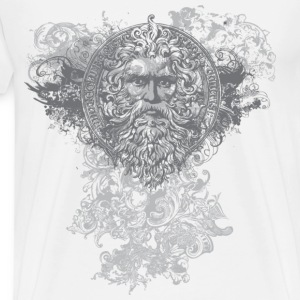 ancient god - Men's Premium T-Shirt