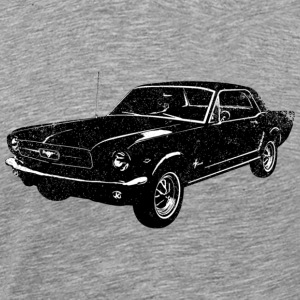 1964 Ford Mustang Coupe - Men's Premium T-Shirt