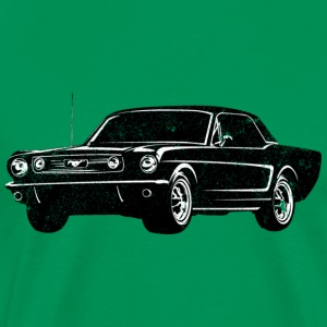 1966 Ford Mustang Coupe - Men's Premium T-Shirt