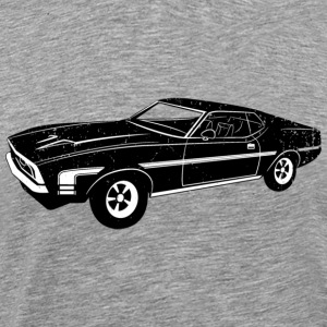 1971 Ford Mustang Boss 351 - Men's Premium T-Shirt