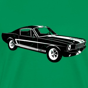 1965 Ford Mustang Shelby GT 350R - Men's Premium T-Shirt