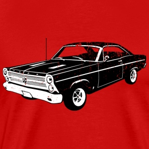 1966 Ford Fairlane GT 427 - Men's Premium T-Shirt
