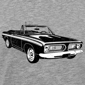 1967 Plymouth Barracuda - Men's Premium T-Shirt
