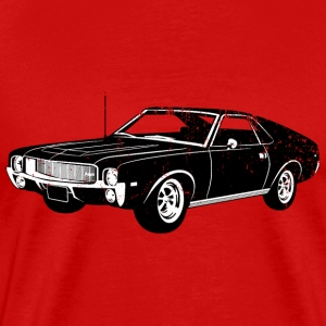 1968 AMC AMX - Men's Premium T-Shirt