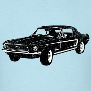 1968 Ford Mustang Coupe - Men's T-Shirt
