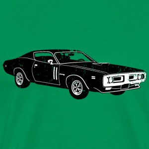 1971 Dodge 440 Charger - Men's Premium T-Shirt