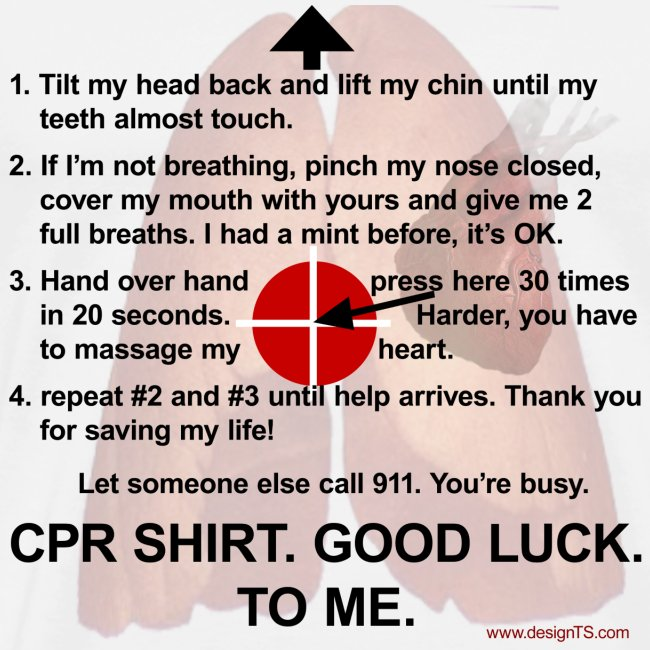 CPR Shirt #2