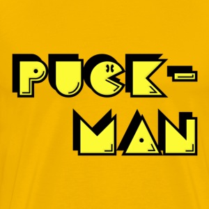 Puck-Man T-Shirts - Men's Premium T-Shirt