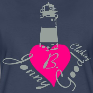 Lighthouse Love Plus Size - Women's Premium T-Shirt