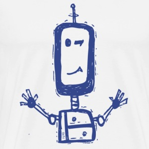 S-BOT - Men's Premium T-Shirt