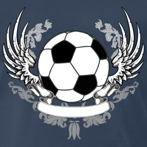 worship football - Men's Premium T-Shirt
