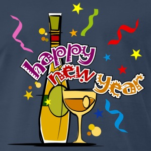 Happy New Year - Men's Premium T-Shirt