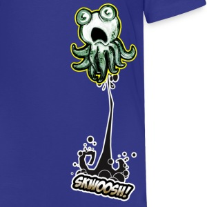 Royal blue Octofright Kids' Shirts - Kids' Premium T-Shirt
