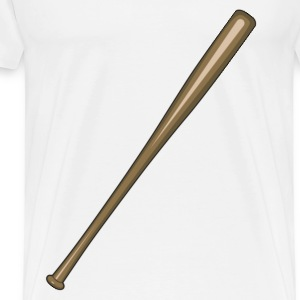 baseball bat - Men's Premium T-Shirt