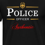 Design ~ Authentic Police Officer