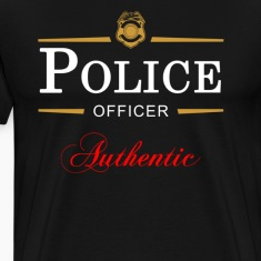 Authentic Police Officer