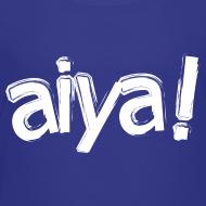 Design ~ Aiya! Kids' Tee
