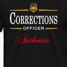 Authentic Corrections Officer