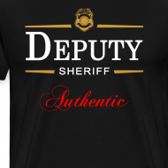 Design ~ Authentic Deputy Sheriff