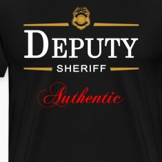 Authentic Deputy Sheriff