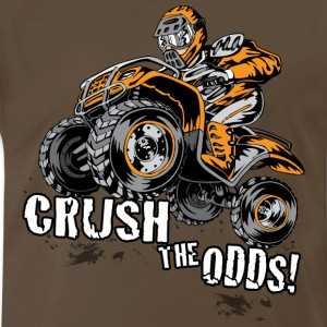 Crush The Odds - Men's Premium T-Shirt