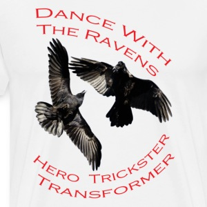 Raven the Transformer - Men's Premium T-Shirt