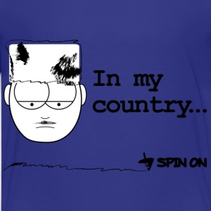 Dimitri - In my country Kids T - Kids' Premium T-Shirt