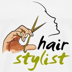 Hair Stylist - Men's Premium T-Shirt
