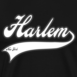 harlem new york T-Shirts - Men's Premium T-Shirt