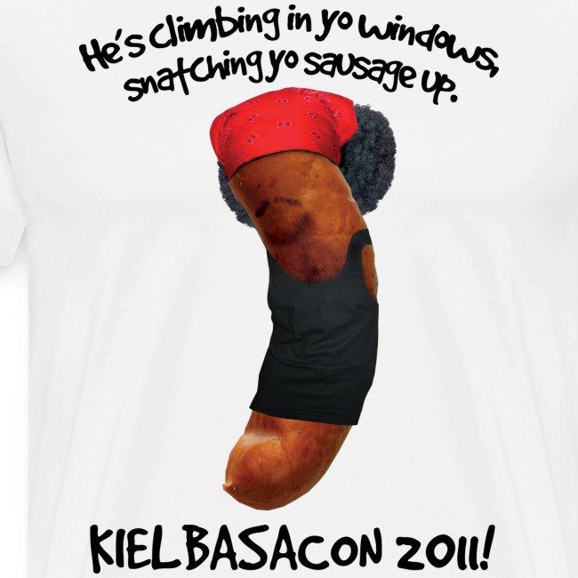 KielbasaCon 2011 Ultimate Shirt : Men