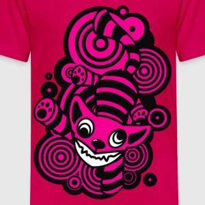 Cheshire_Cat - Kids' Premium T-Shirt