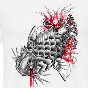 Koi Guts - Men's Premium T-Shirt