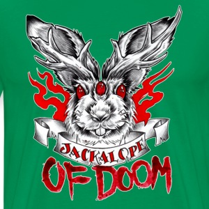 Jackalope of Doom - Men's Premium T-Shirt