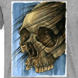 Skull Design 3 - Men's Premium T-Shirt