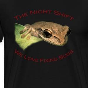 We Love Fixing Bugs - Men's Premium T-Shirt
