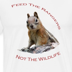 Feed The Rangers - Men's Premium T-Shirt